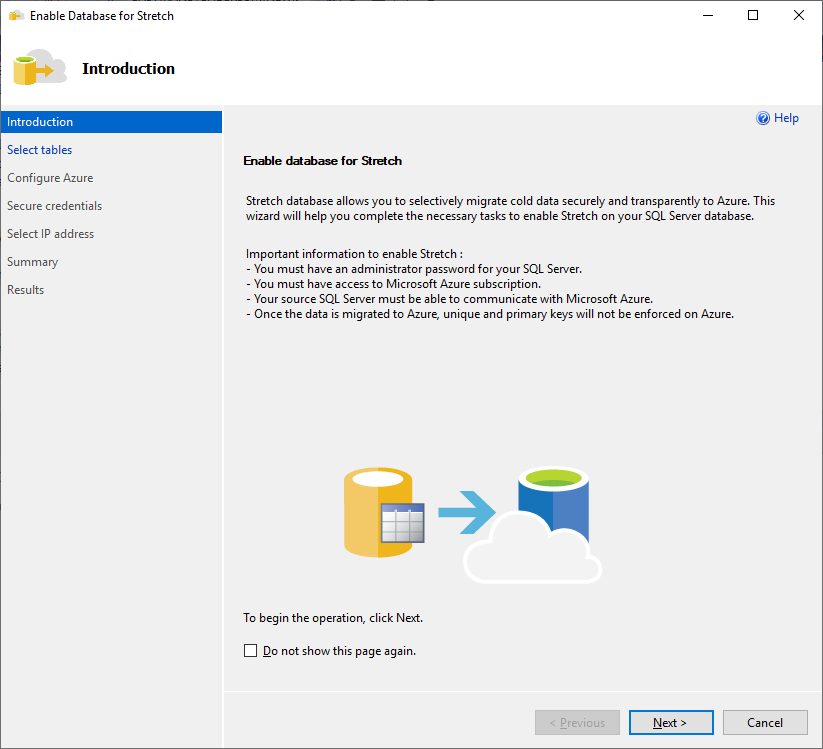 configurar-stretch-database