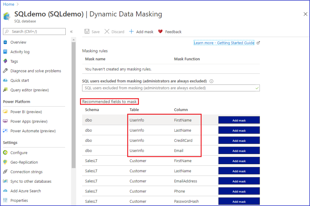 how-to-mask-data-in-azure-sql